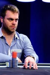 Bert Geens Eureka Poker Tour 2014