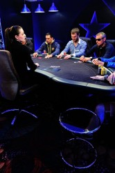 Bert Geens Eureka Poker Tour 2014 Day 3 b