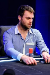 Bert Geens Eureka Poker Tour 2014 Day 4