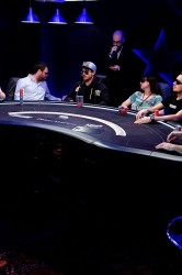 Bert Geens Eureka Poker Tour 2014 Final Table