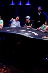 Bert Geens Eureka Poker Tour 2014 Final Table Start