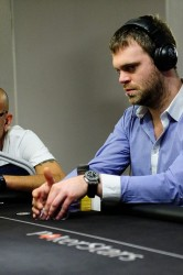 Bert Geens Poker Rozvadov Eureka Dag 2