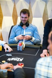 Bert Geens Poker Rozvadov Eureka Dag 3