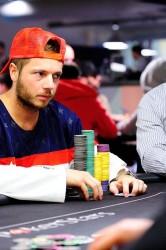 Bert Geens Poker Rozvadov Eureka Day 2 a