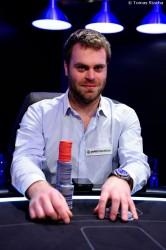Bert Geens Poker Rozvadov Eureka Day 4