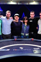 Eureka Poker Tour 4 Rozvadov Final Table