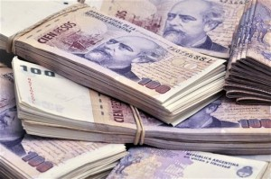 argentijnse pesos
