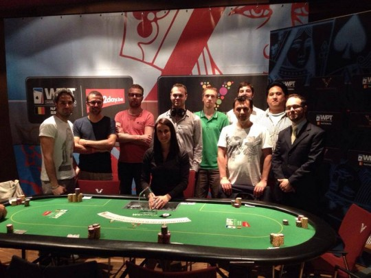 WPTN Brussels 8Max Final Table