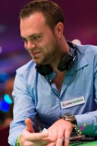 Bert Geens Poker WPT