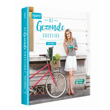 Boek Steffi Vertriest Gezonde Goesting