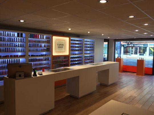 Vaporshop Eindhoven