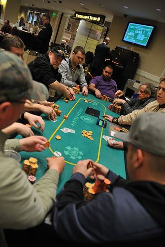 Caesars online poker site