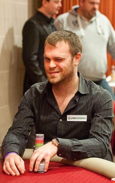 Bert Geens Belgian Poker Challenge