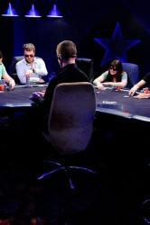 Bert Geens Eureka Poker Tour 2014 Finaletafel