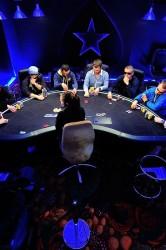 Bert Geens Eureka Poker Tour 2014 Finaletafel Shot