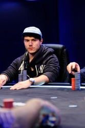 Bert Geens Poker Rozvadov Eureka 2014 Dag 3