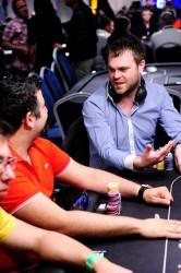 Bert Geens Poker Rozvadov Eureka Day 2