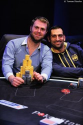 Bert Geens Poker Rozvadov Eureka Day 3