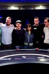 Bert Geens Poker Rozvadov Eureka Final Table