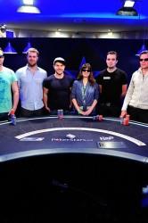 Bert Geens Poker Rozvadov Eureka Finaletafel