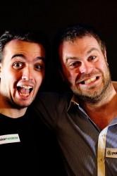Michael-David Passy - Bert Geens Poker Eureka
