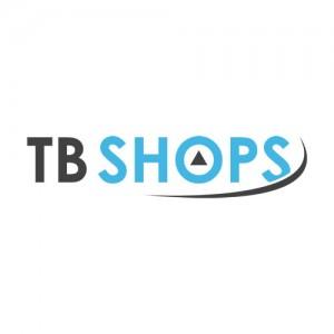 TB Shops logo