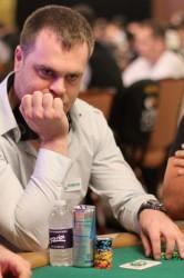 Bert Geens WSOP Main Event 1C