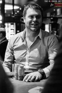 Bert Geens Belgian Poker Challenge 2015